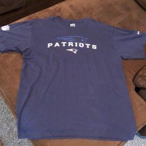 New England Patriots Reebok T-Shirt